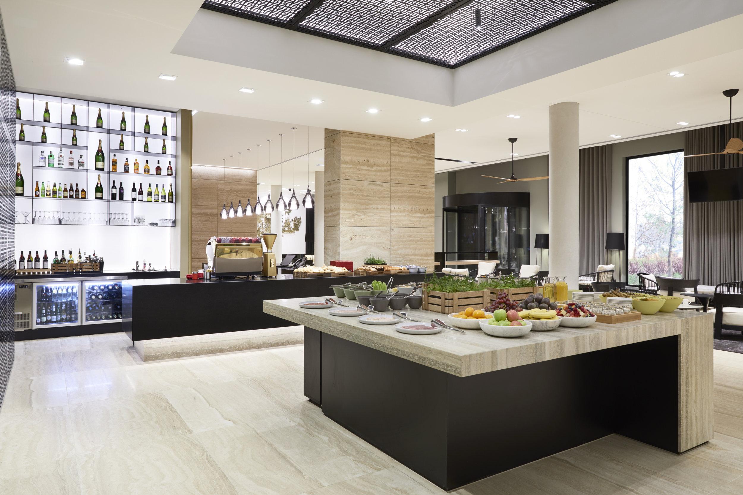 Hyatt Place Melbourne Essendon Fields Lobby