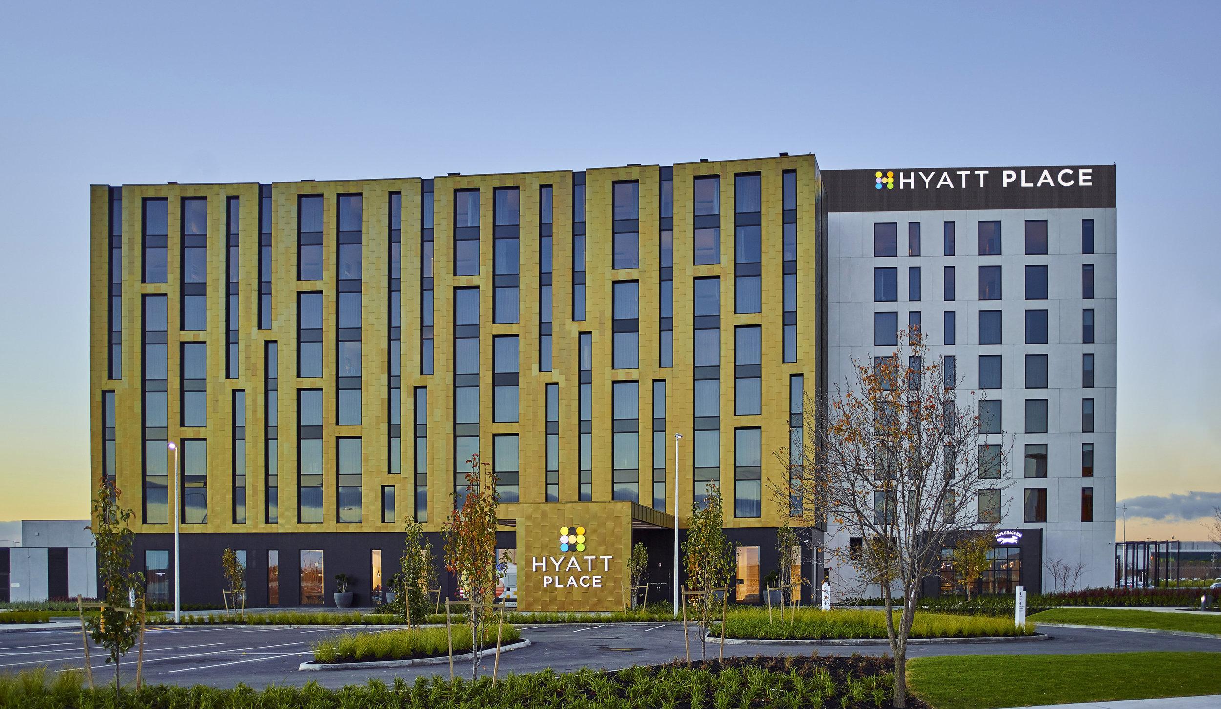 Hyatt Place Melbourne Essendon Fields External