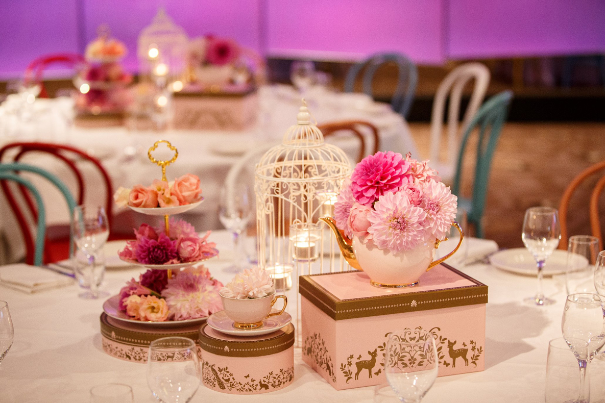 Bridal Shower Tips by Christina Re