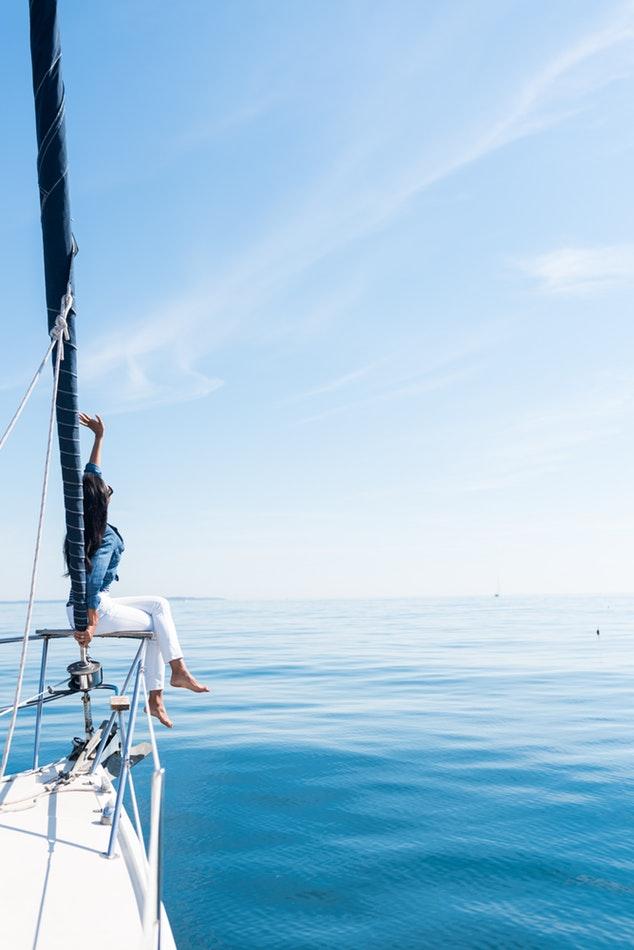 10 Unique Hen's Day Ideas - sailing