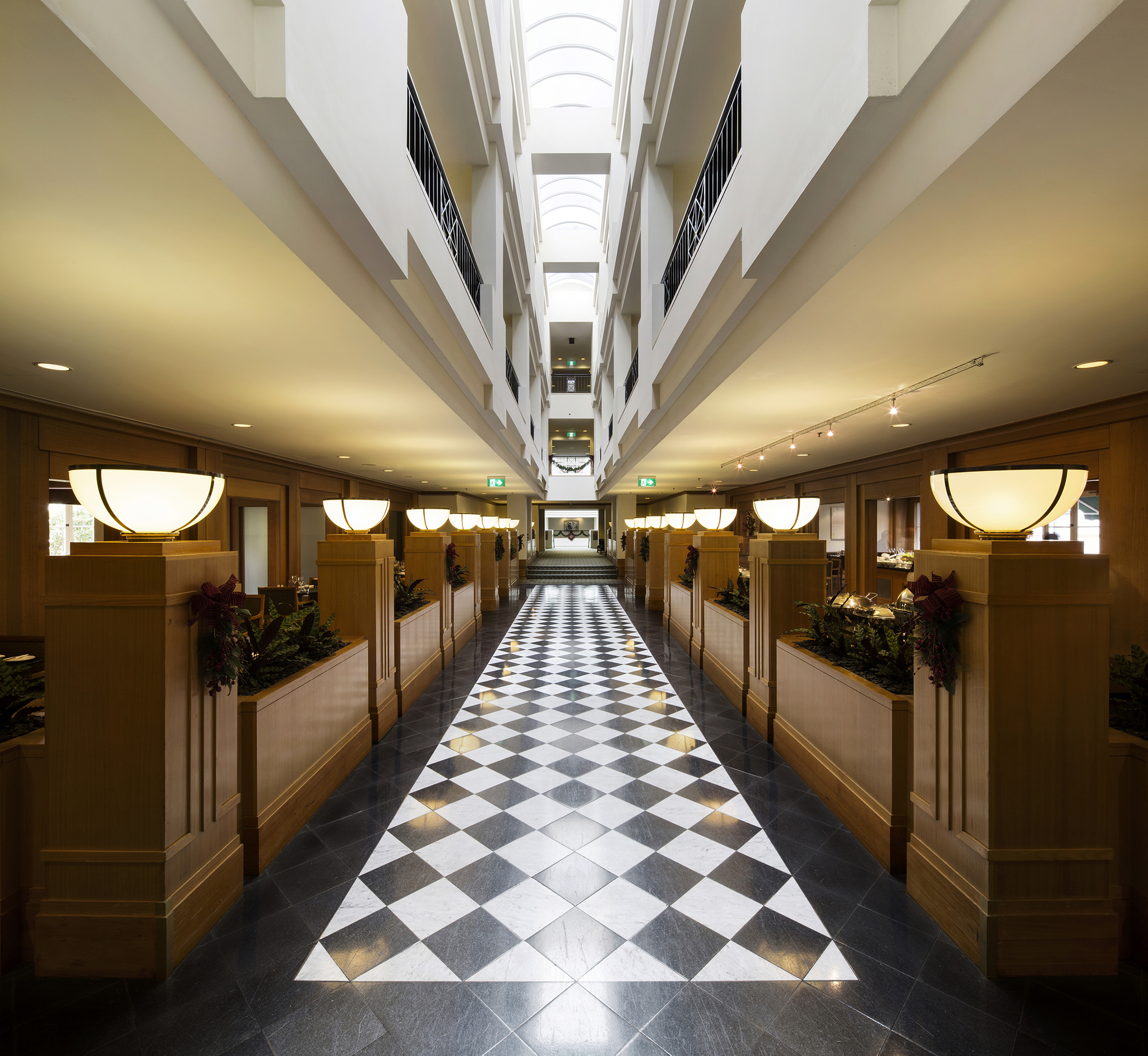 Hyatt Hotel Canberra luxury wedding venue and accommodation