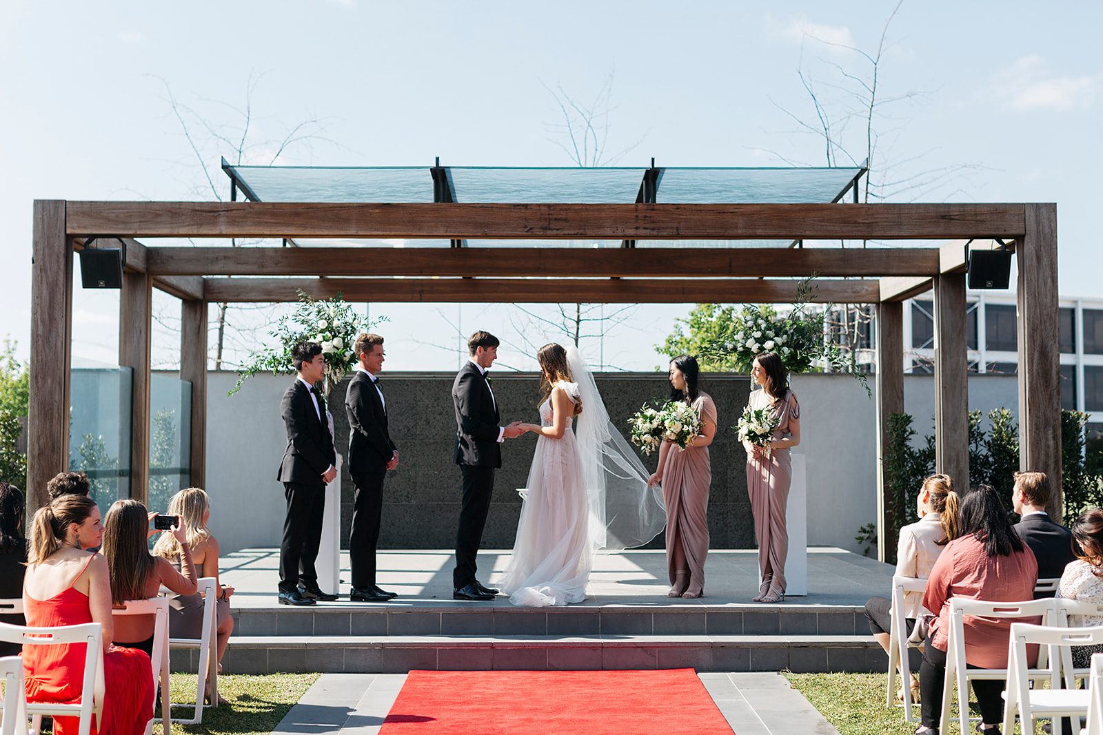 Hyatt Place Essendon Fields wedding styled shoot