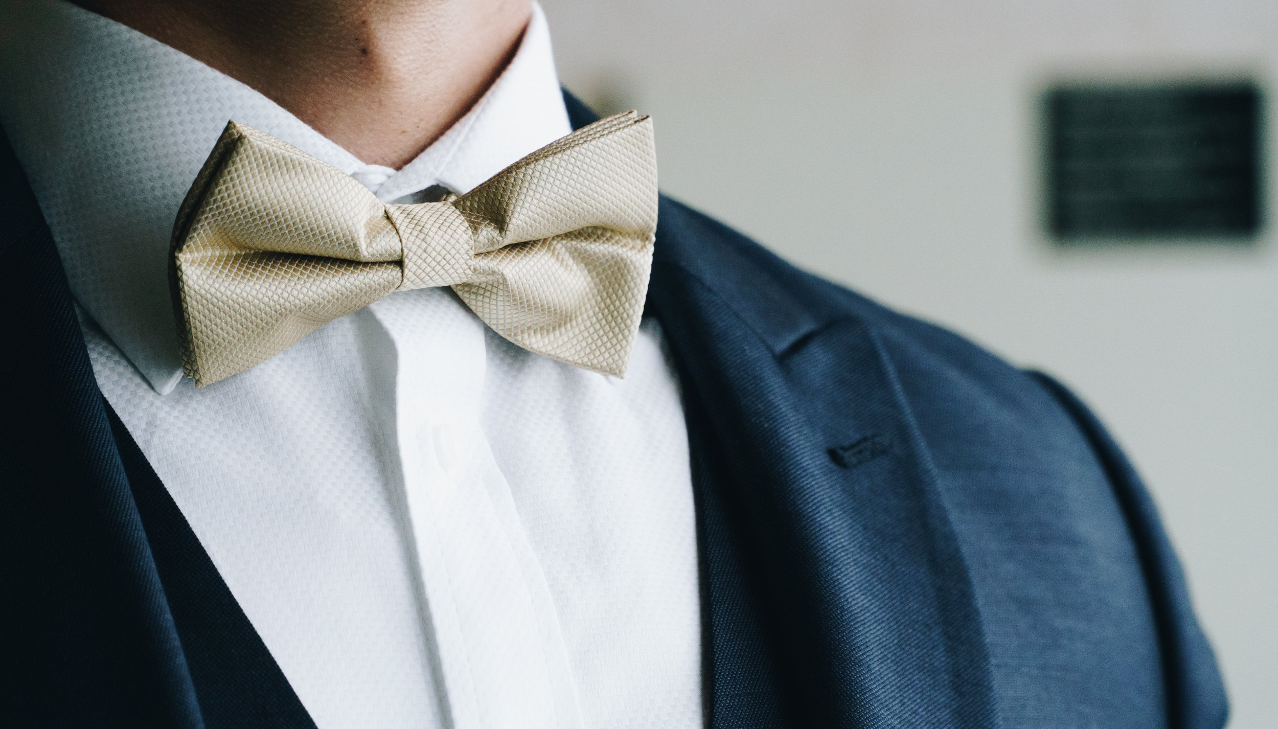Perfectly Suited: How to Dress for Your Big Day, Suits & Styling