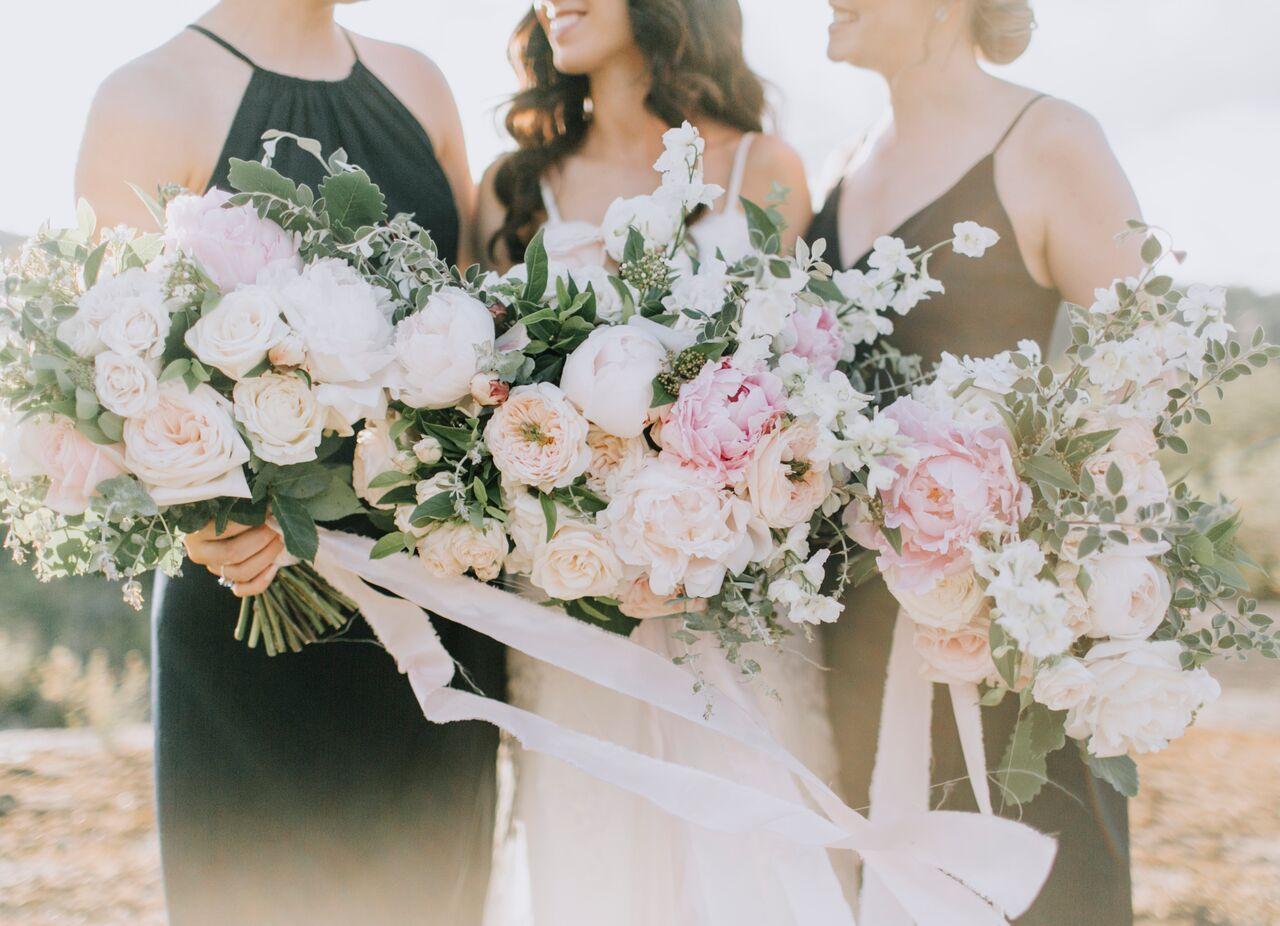 Florals: Katie Cooper