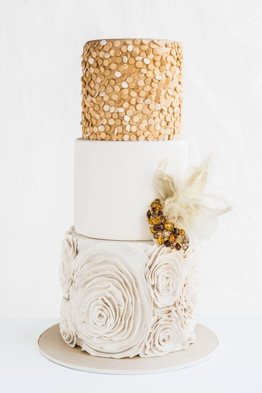 Boutique Cake Art - Wedding Cake