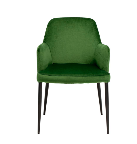 Design Depot - Harper Green Armchair