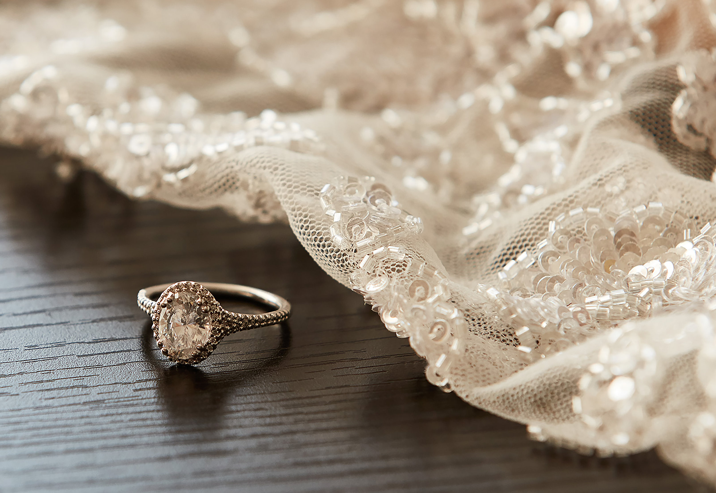 Rules for the engagement ring