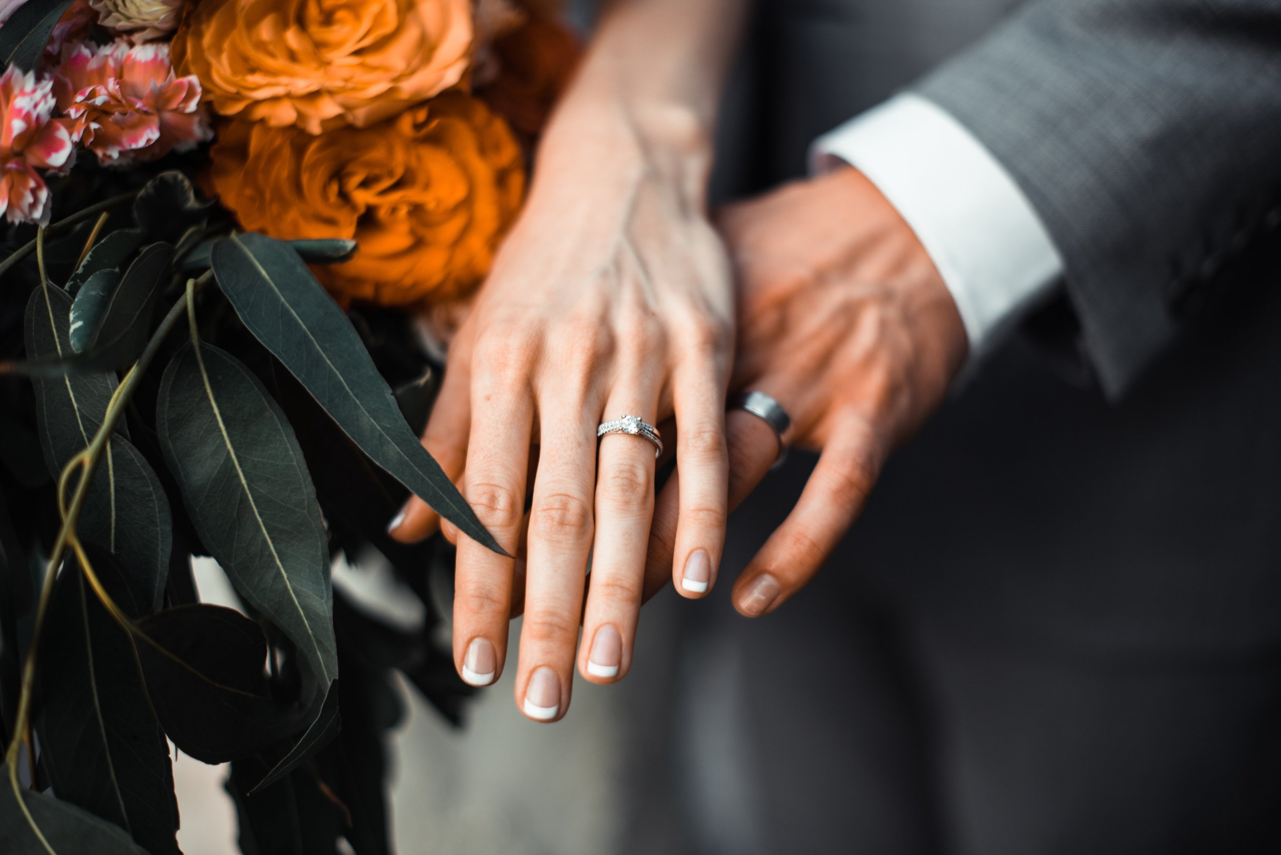 Rules for your wedding ring