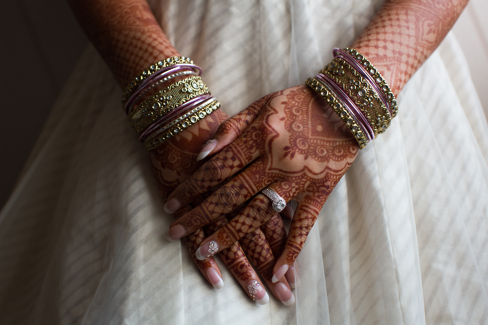 Grand Hyatt Melbourne real wedding henna