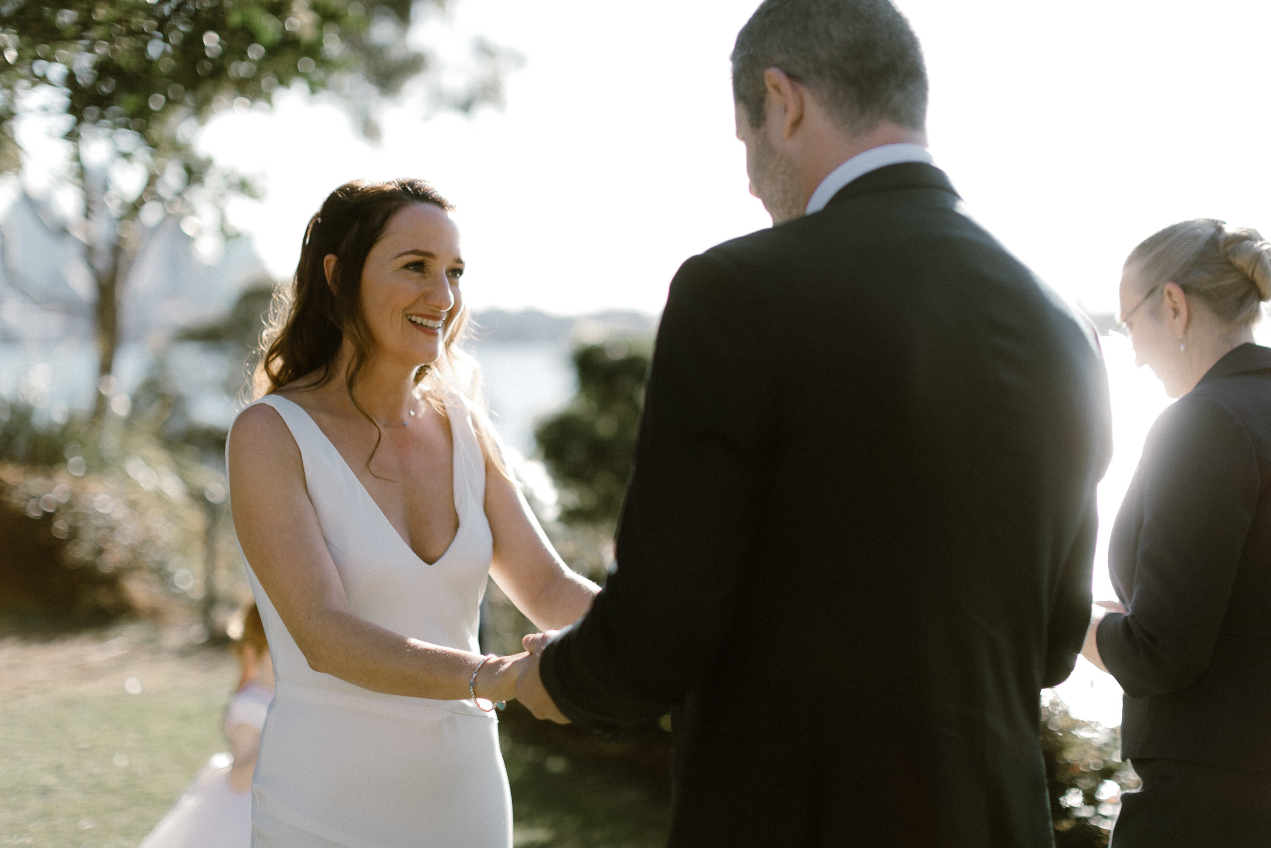 Park Hyatt Sydney real wedding