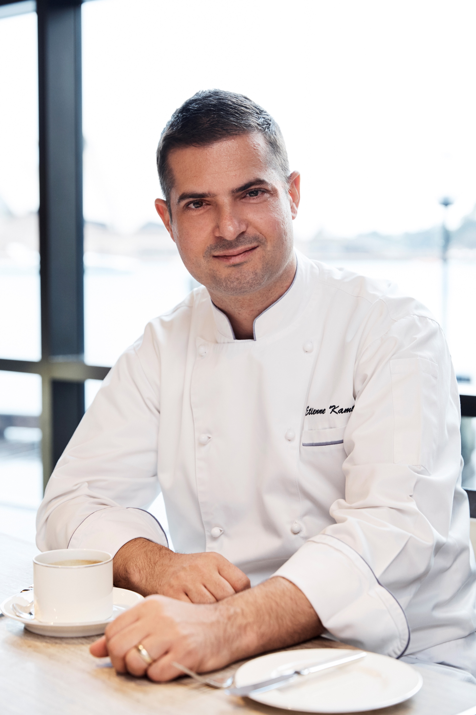 Executive Chef Etienne Karner , Park Hyatt Sydney