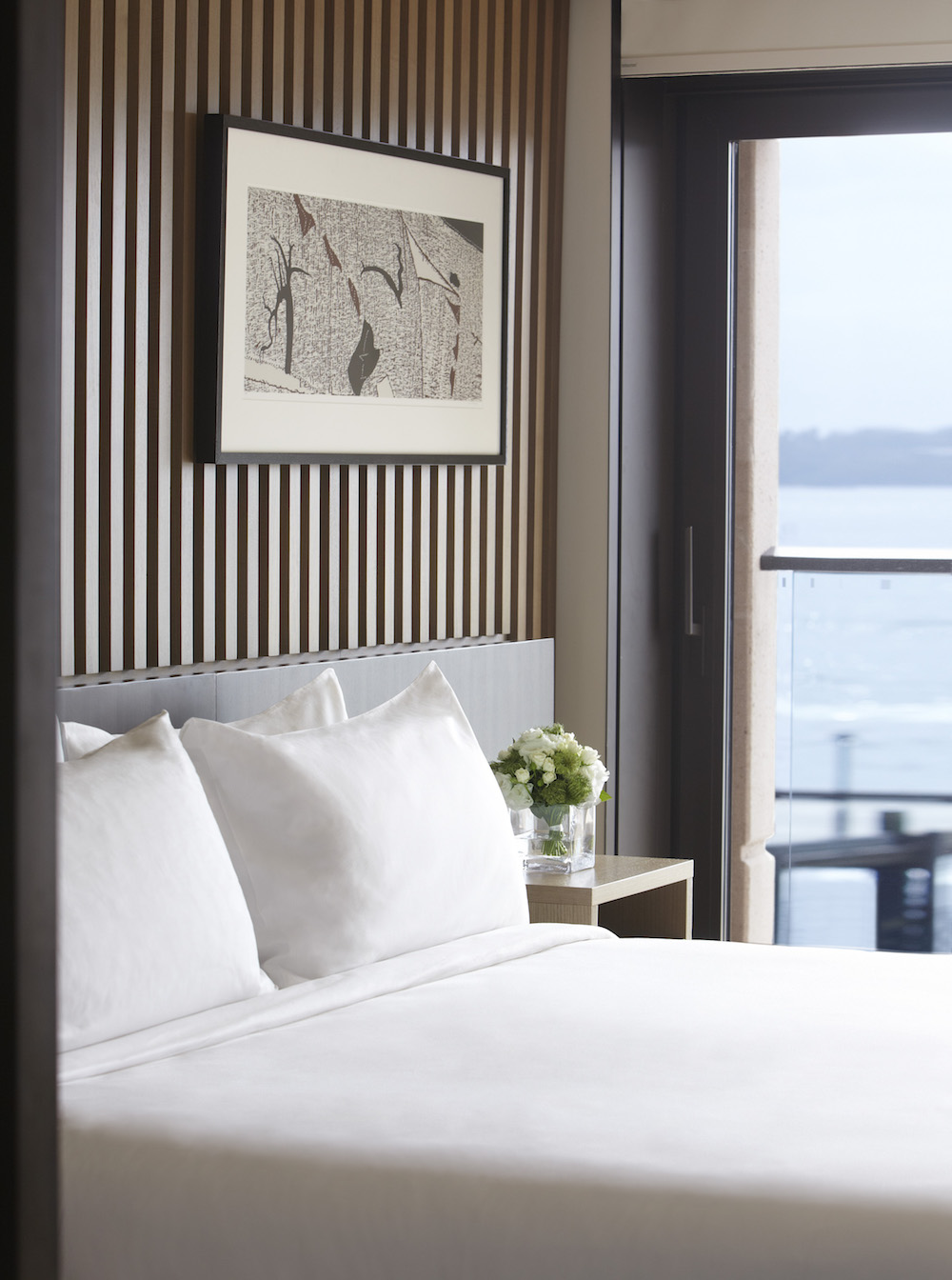 Harbourside King Opera Deluxe Room at Park Hyatt Sydney Hotel
