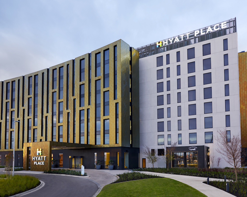 hyatt place melbourne -
