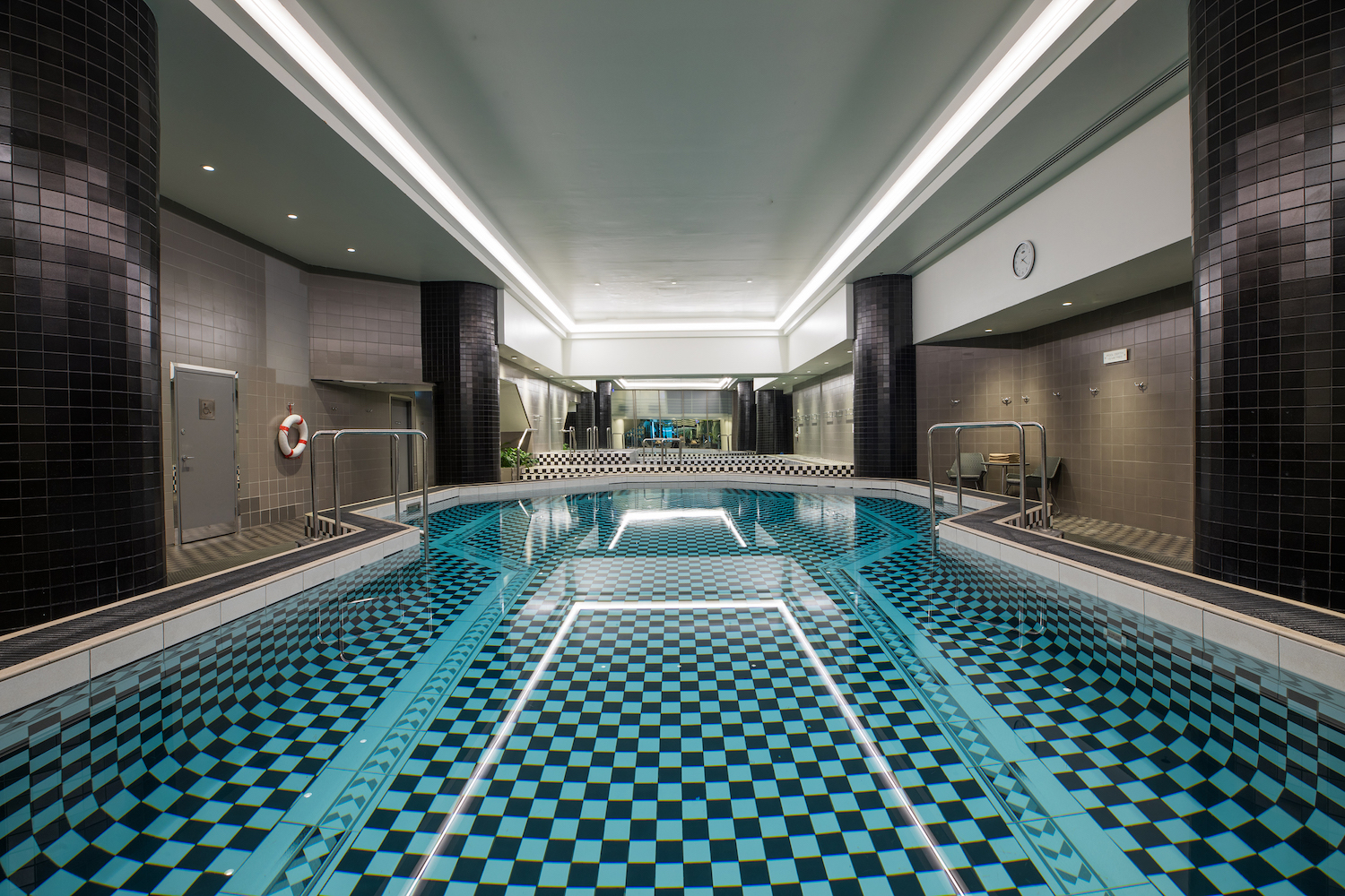 Pool at Grand Hyatt Melbourne