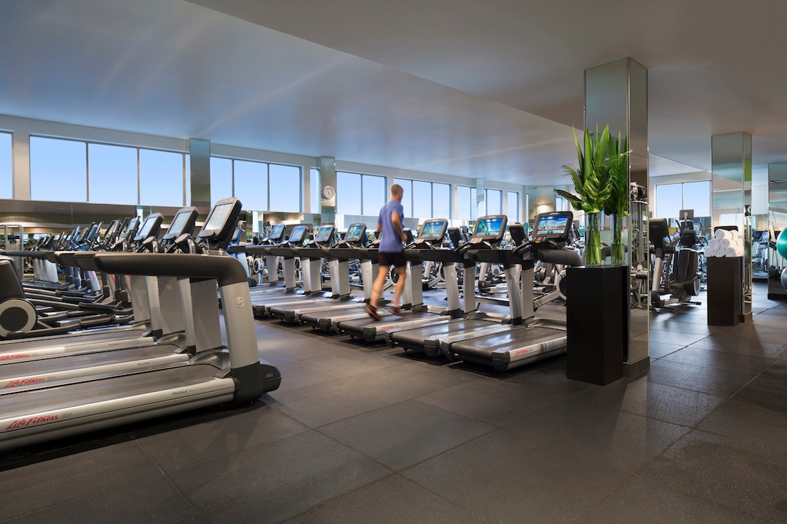 City Club Gym at Grand Hyatt Melbourne