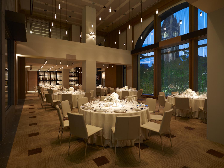 Wedding venue, The Residence, at Grand Hyatt Melbourne