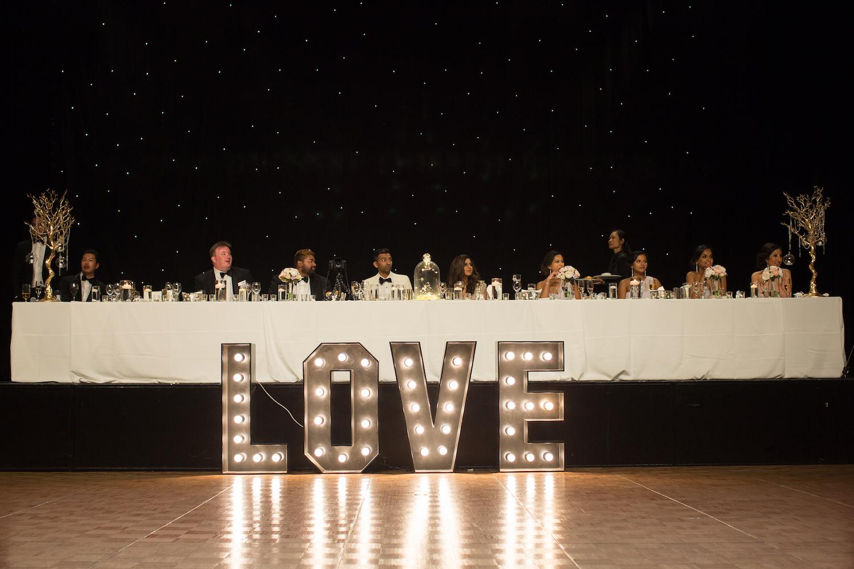 City wedding reception Savoy Ballroom at Grand Hyatt Melbourne