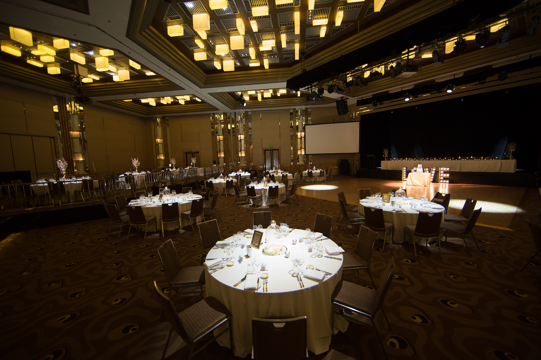 City wedding venue Savoy Ballroom at Grand Hyatt Melbourne