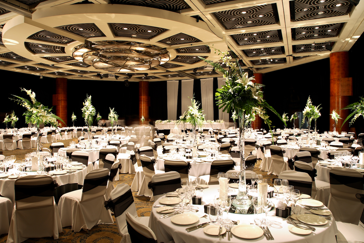 GRAND BALLROOM - 550 Seated / 1000 Cocktail