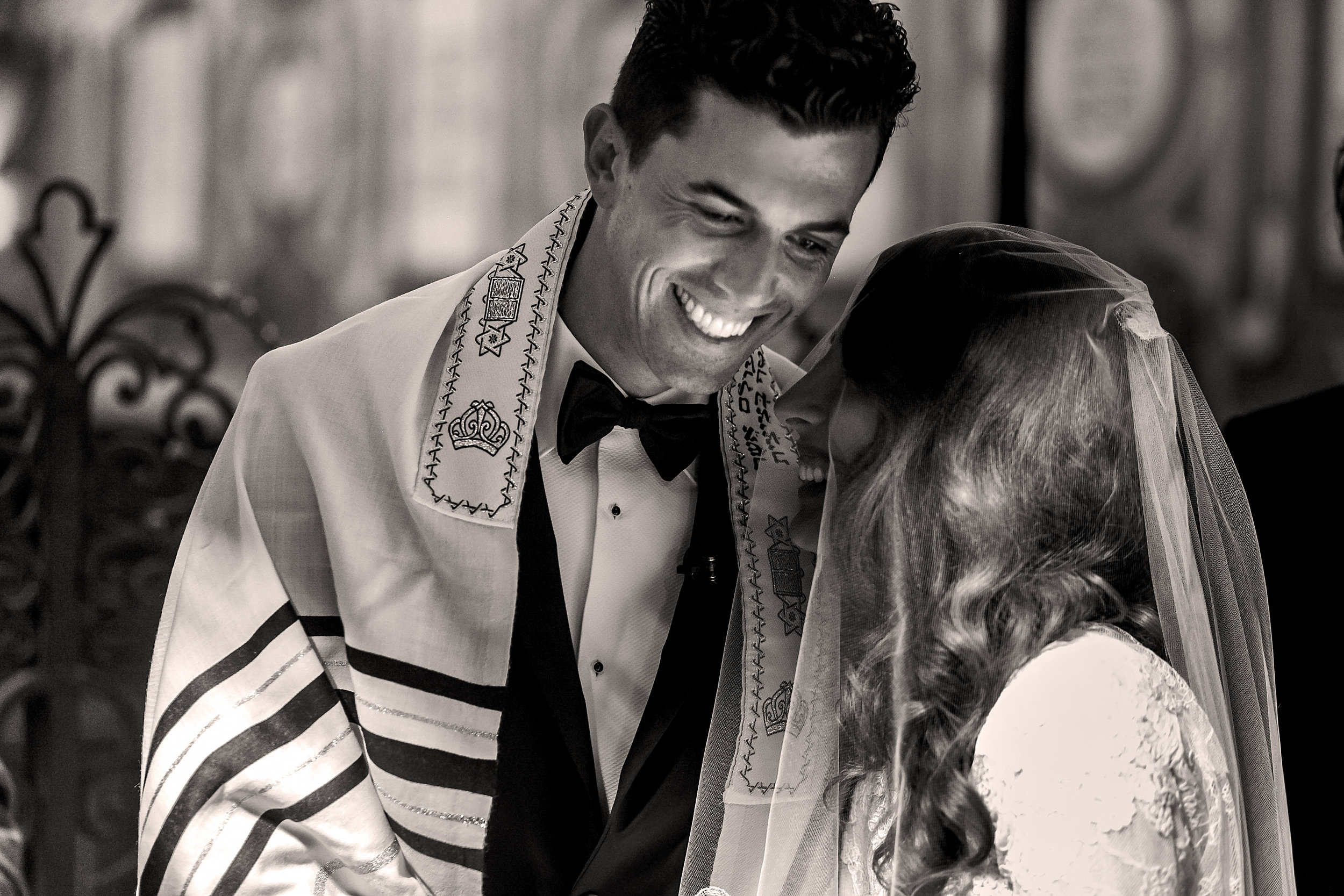 Jewish Weddings - Couple