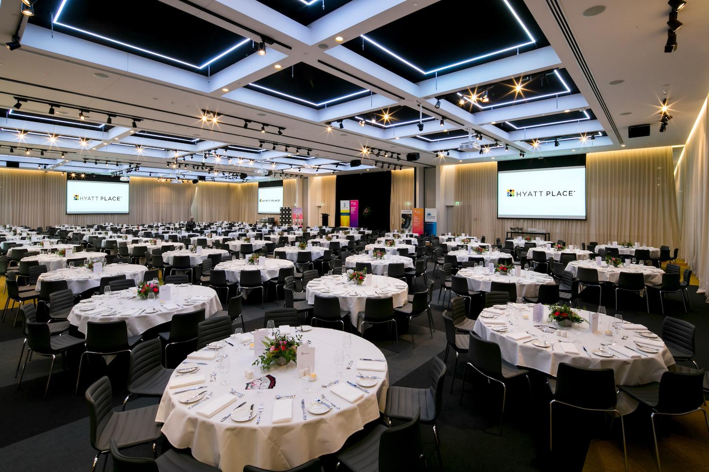 Hyatt Place Melbourne Essendon Fields Wedding venue