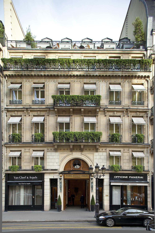 Honeymoon in Paris at Park Hyatt Paris Vendome- Outside.jpg