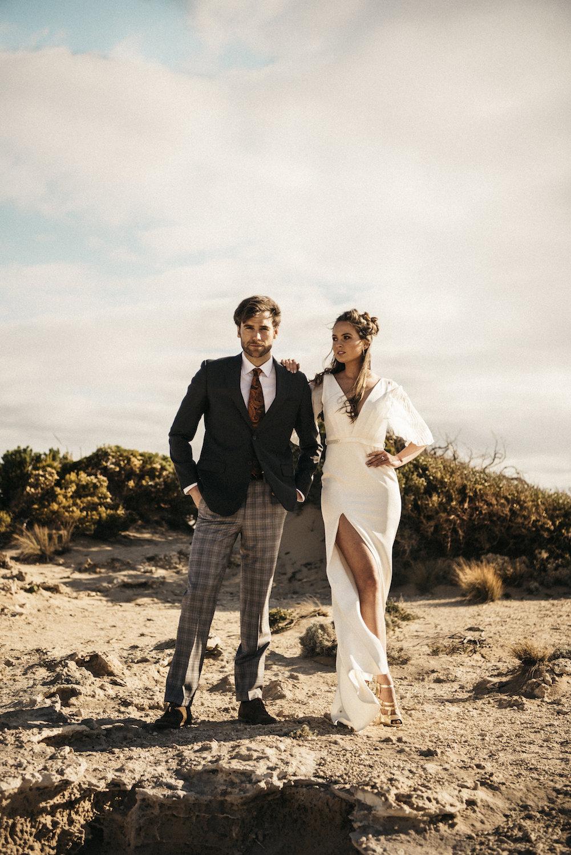 Art Deco Inspired Sally Rose wedding styled shoot