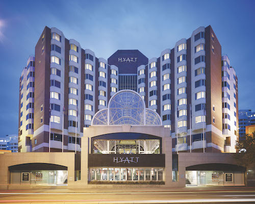 Hyatt regency perth -