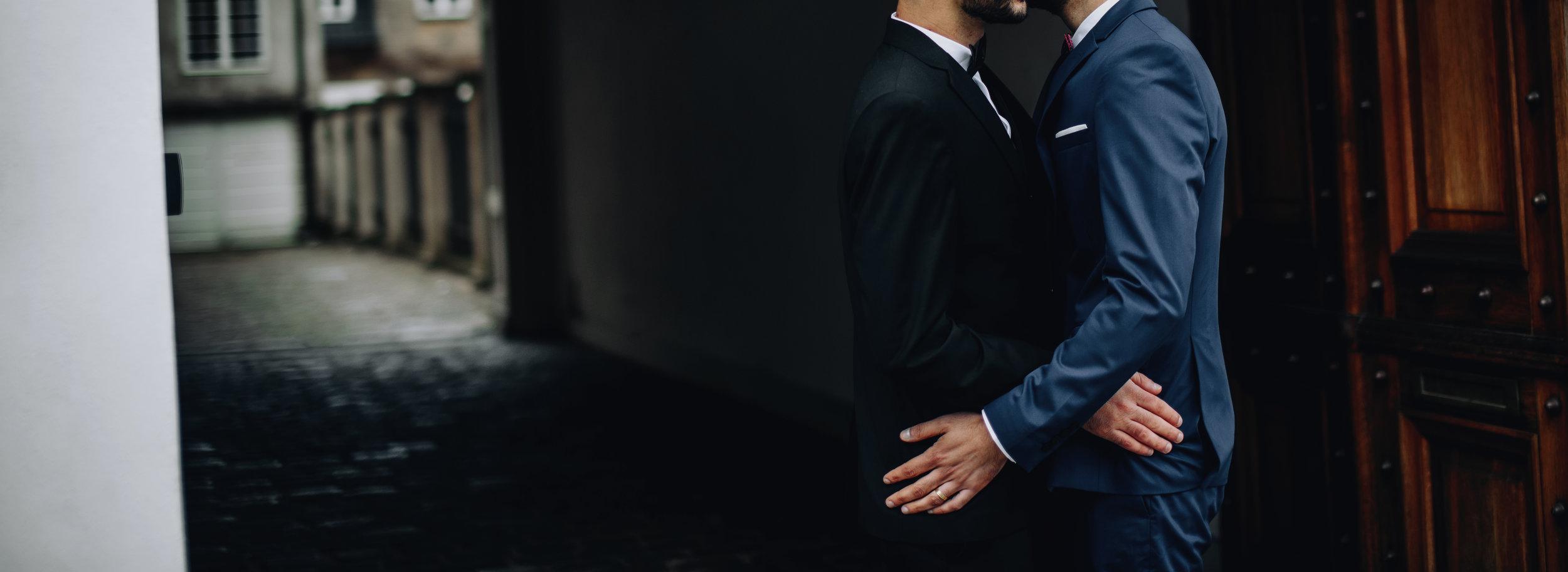 Same Sex - Grooms Wedding