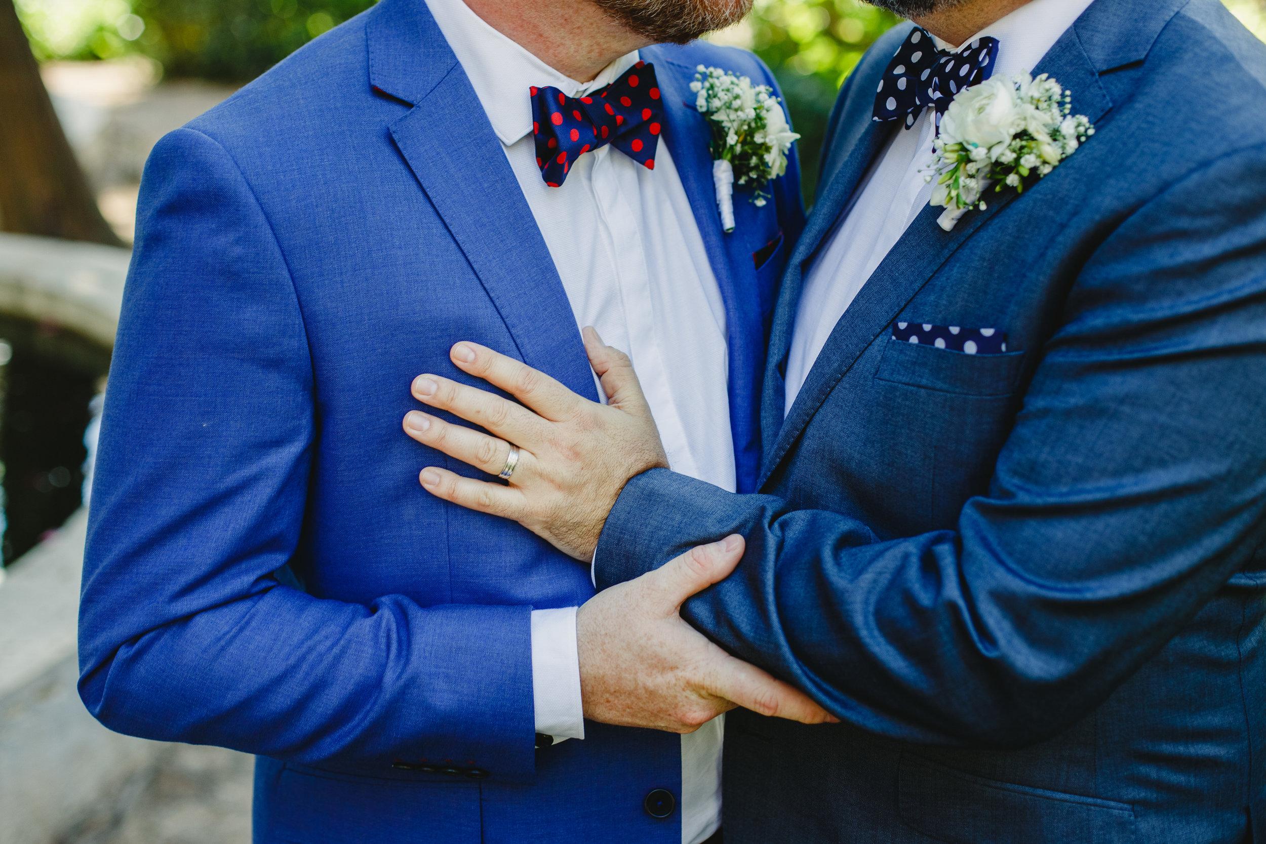 Same Sex - Grooms Ties