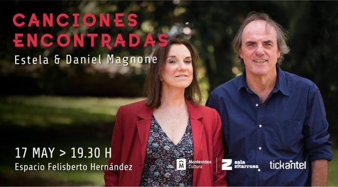ESTELA MAGNONE - Jorge Peña
