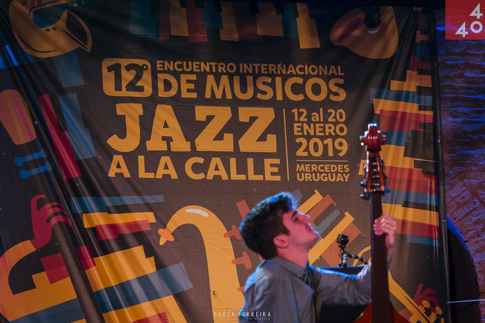 Jazz a la calle - Paola Ferreira