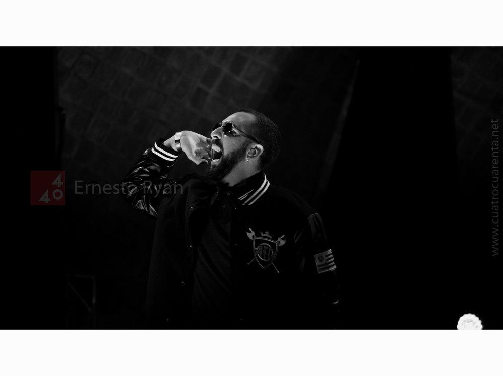 Montevideo hip hop - Ernesto Ryan / Facundo Bertones