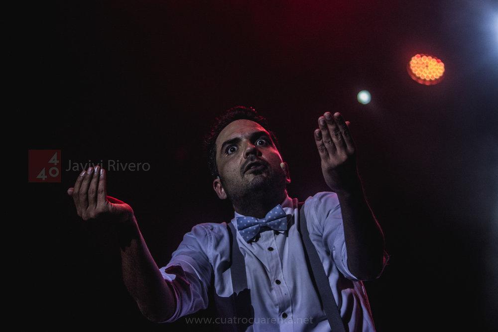 Germán Medina - Uruguayo - Javivi Rivero