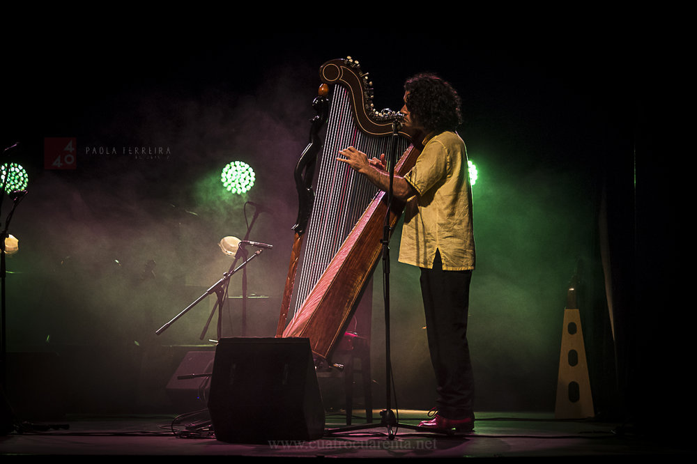 Nico Almada - Paola Ferreira