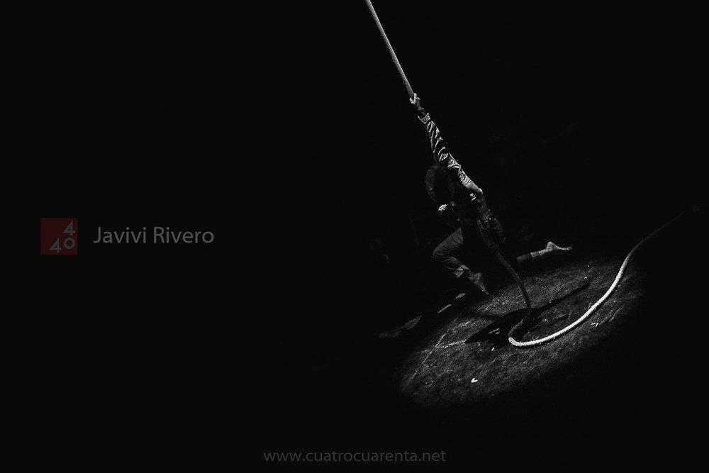 Circo Tranzat - Javivi Rivero