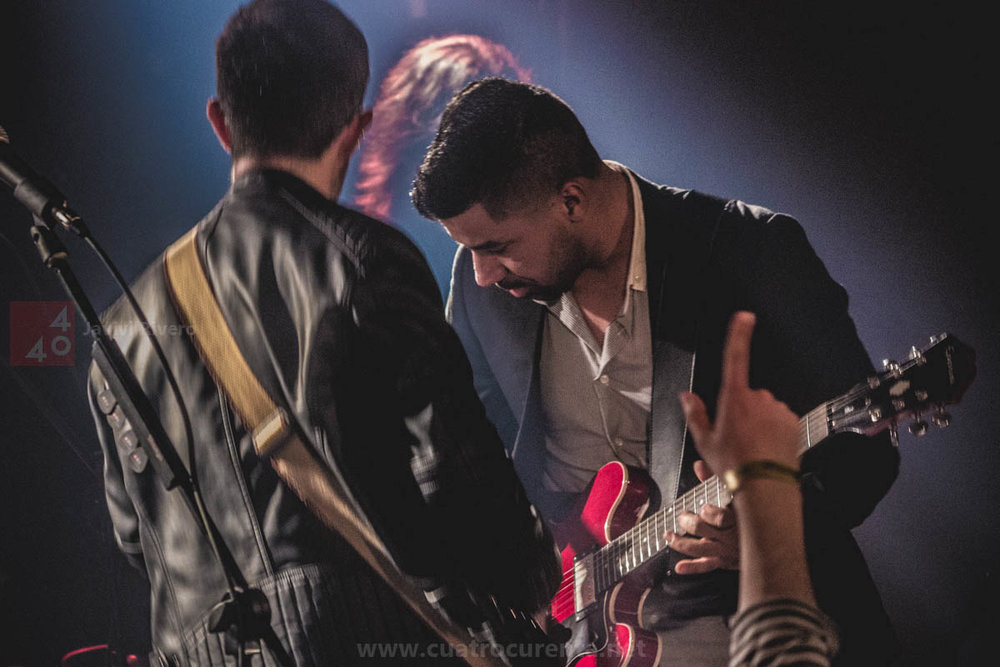 Tributo The strokes / Arctic Monkeys - Javivi Rivero