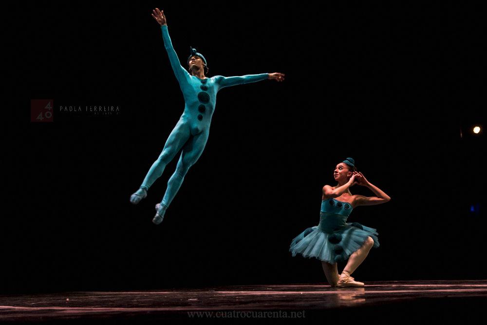 Ballet del Sodre en Minas - Paola Ferreira