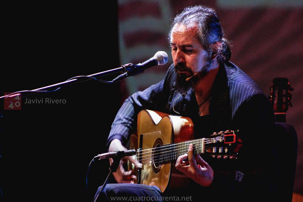 Gonzalo Franco - Javivi Rivero