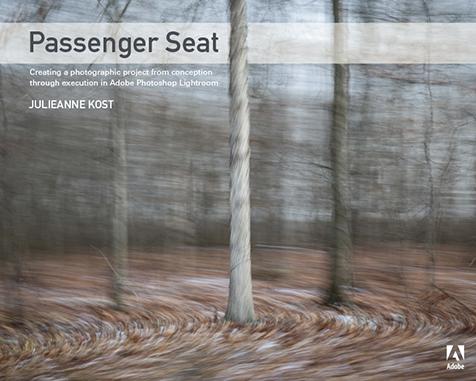 Case Study 1— Designing Backwards - Passenger SeatAdobe PressPhotography by Julieanne Kost