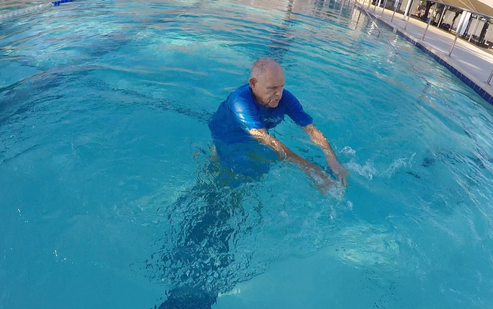 Nothing Beats Swim-A-Day for Health and Wellness. - If you have a bad knee or arthritis issues, Swim-A-Day is the perfect workout for all your muscles!Click here to learn more about the health benefits!➝