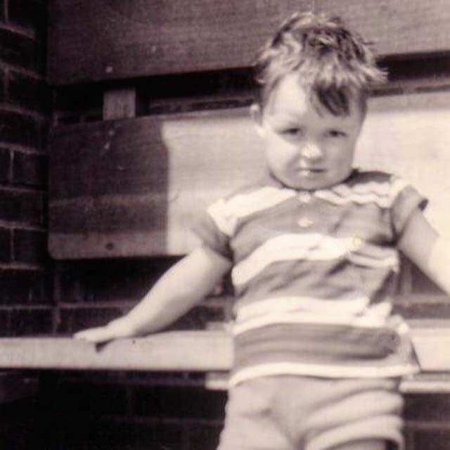 Alan Forrest smith - the old dad - 1964 edinburgh