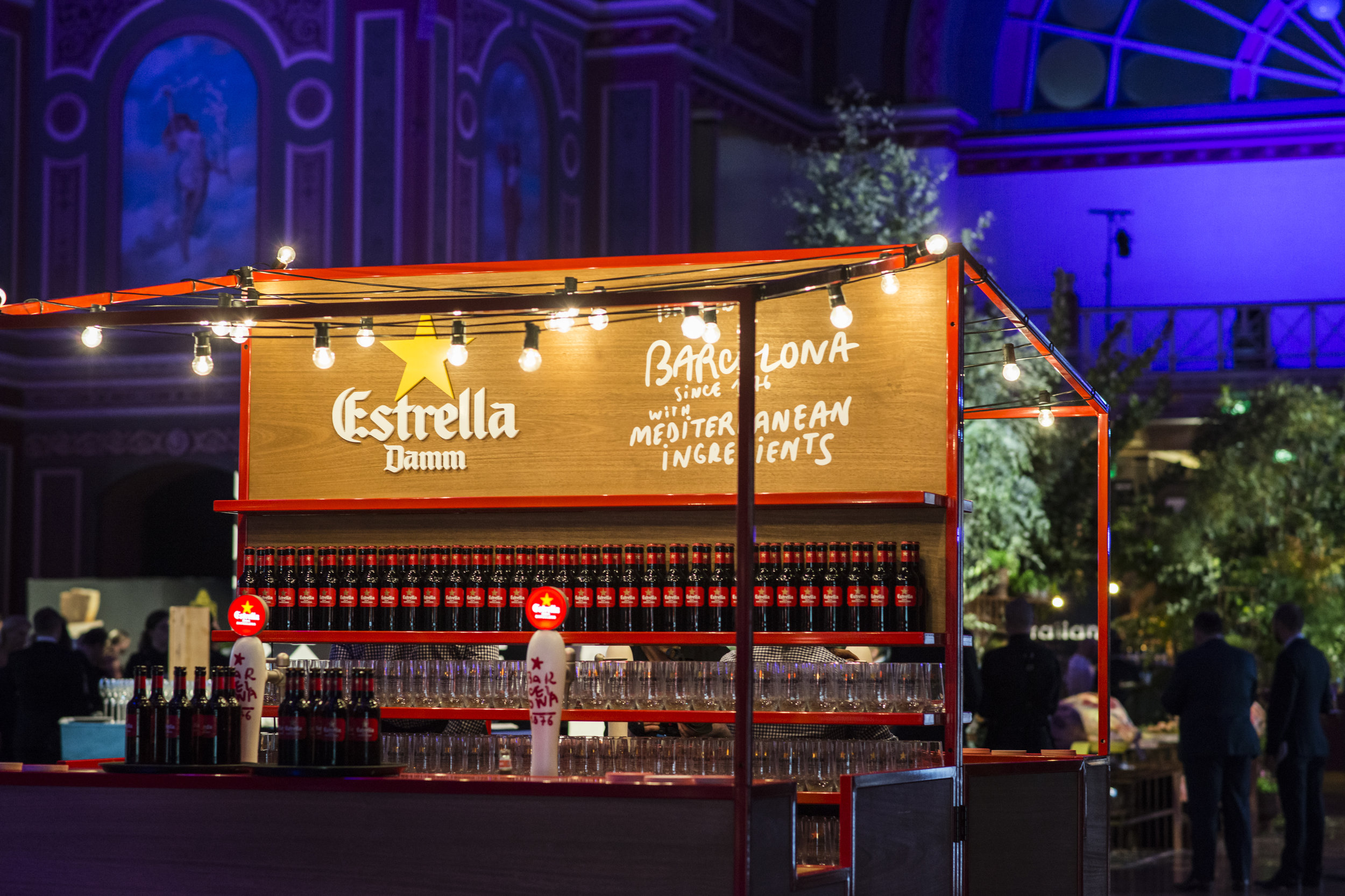 ASAHI PREMIUM BEVERAGES - Estrella Damm Gastronomy Congress