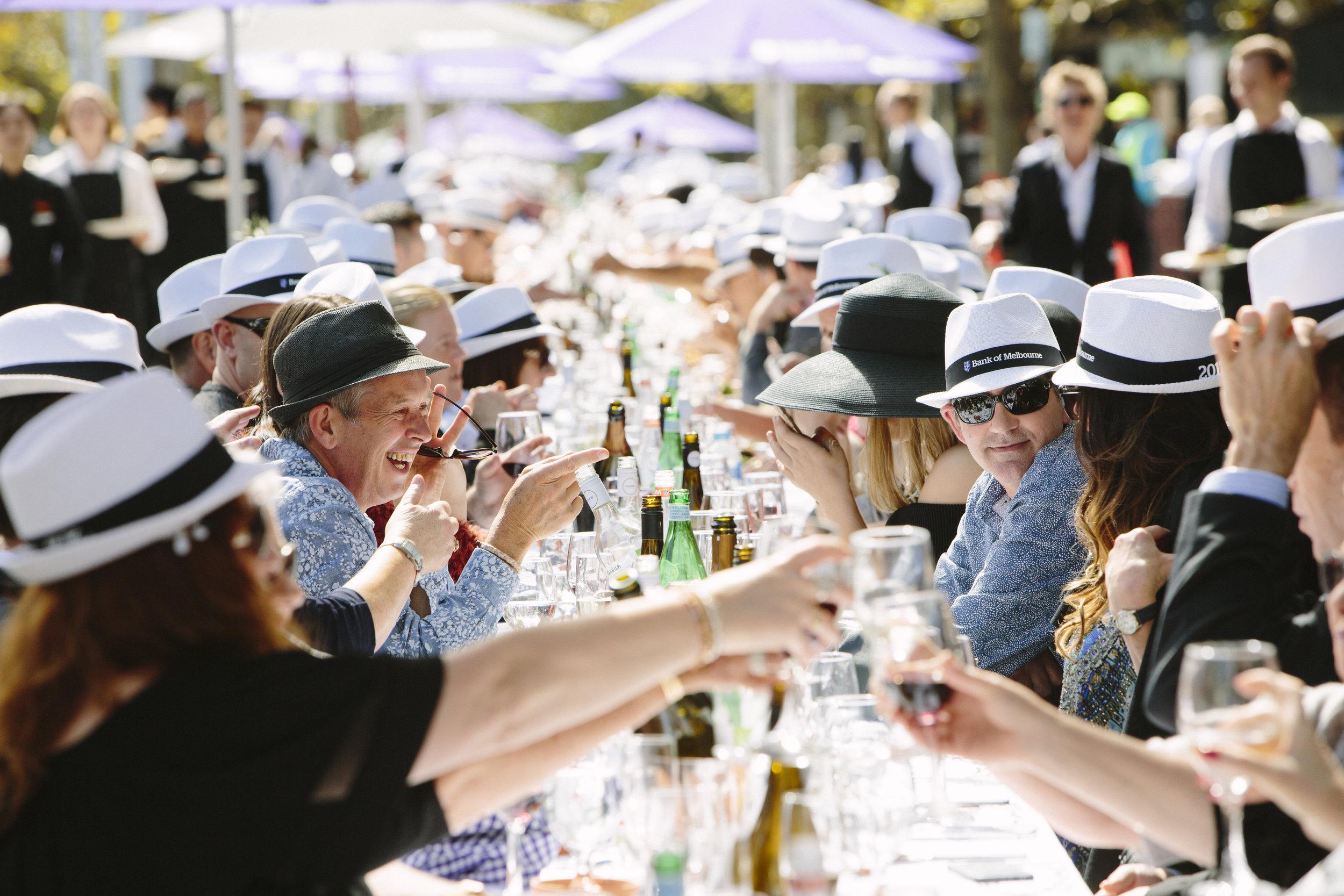 Bank of Melbourne - Melbourne Food and Wine Festival