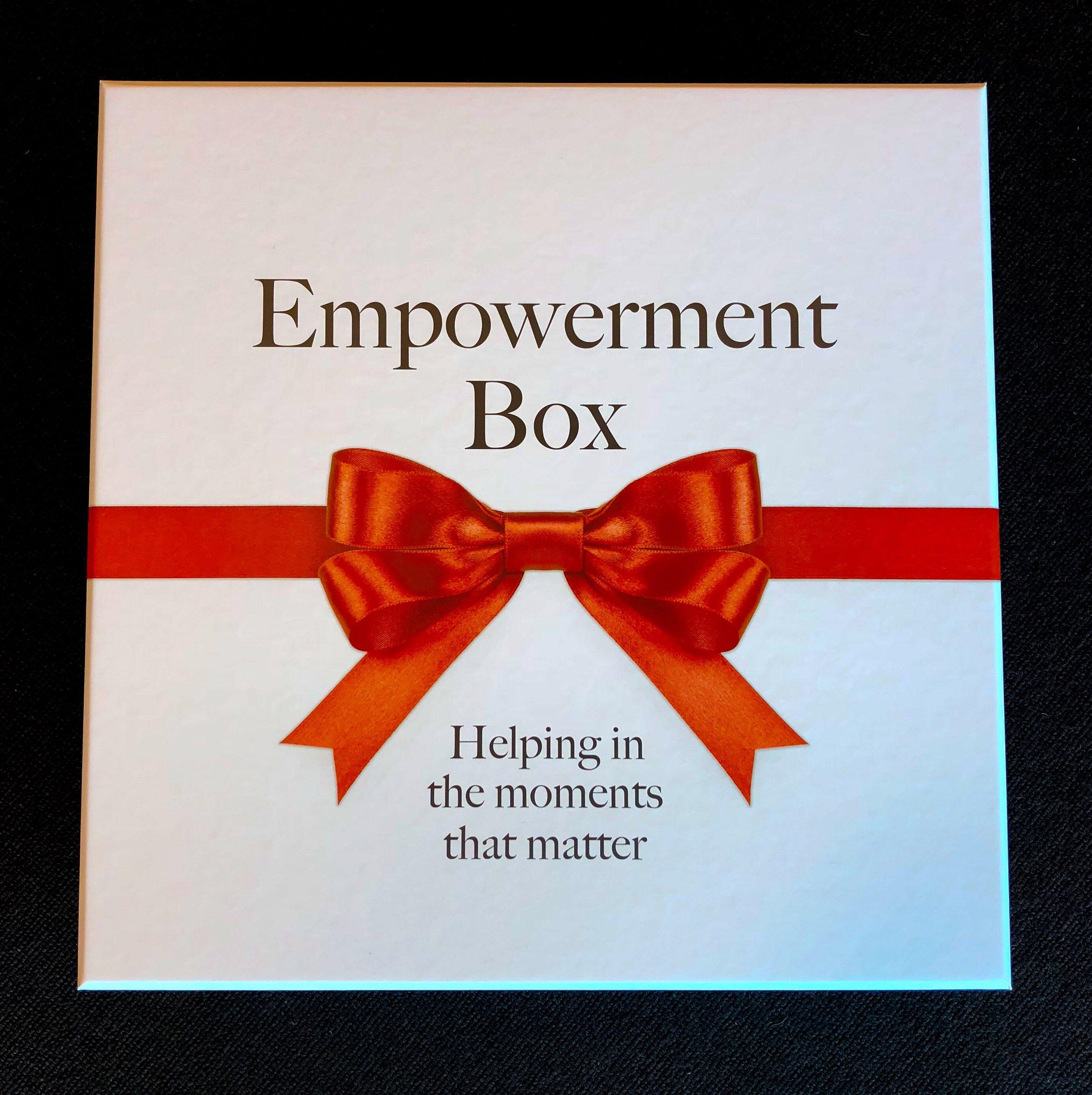 Willett Westpac Empowerment boxes