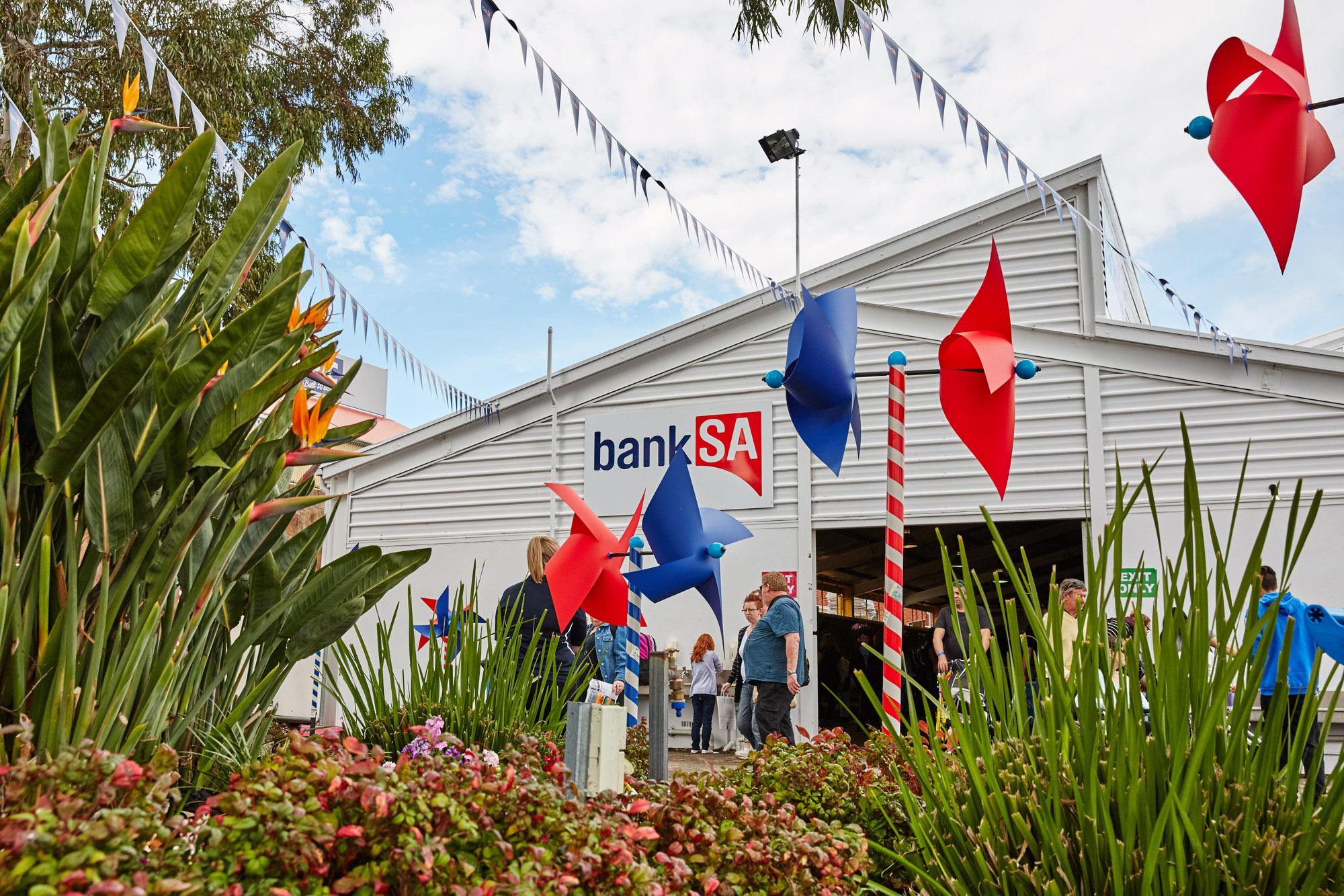 Willett BankSA Adelaide Show