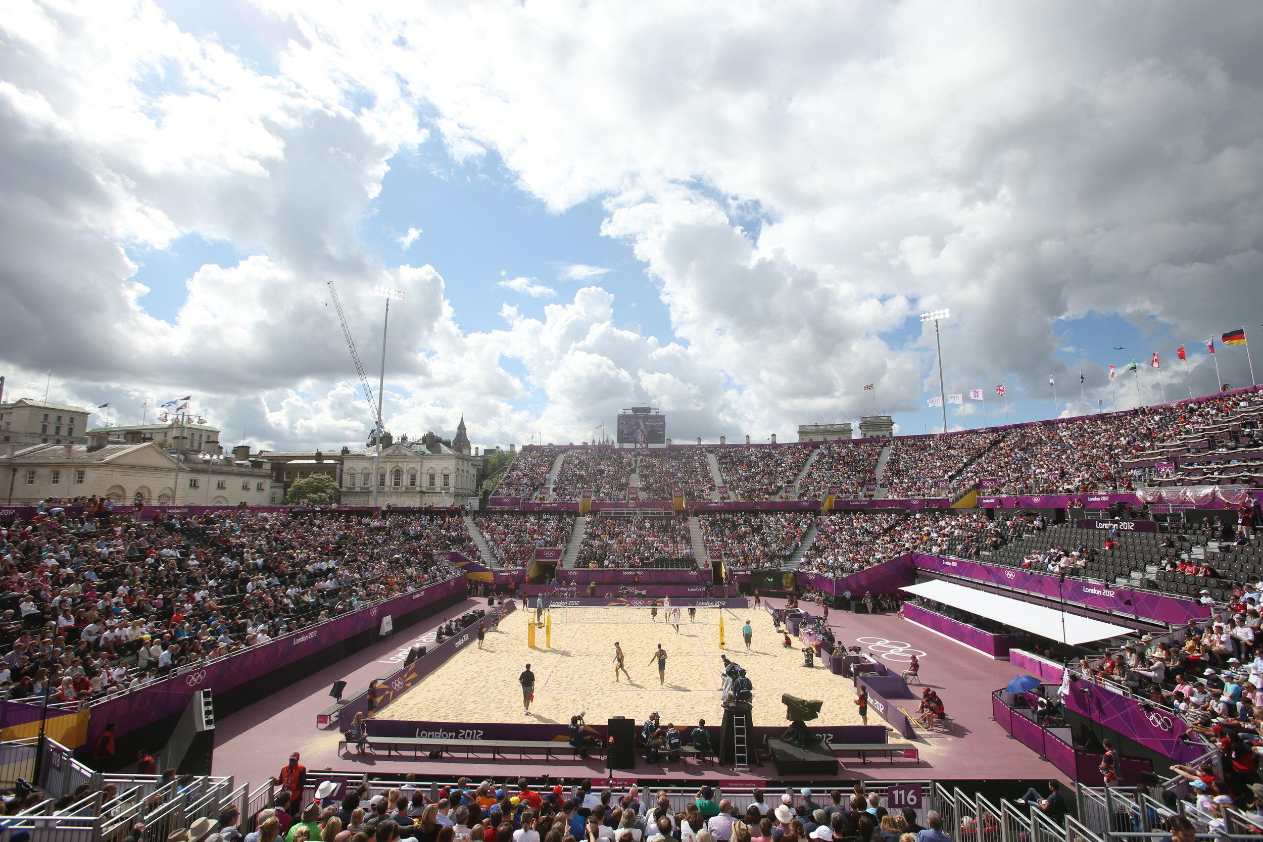 Willett Cadbury London Olympics