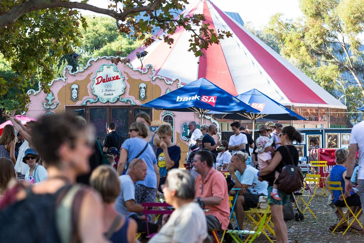 BANKSA - Adelaide Fringe Festival