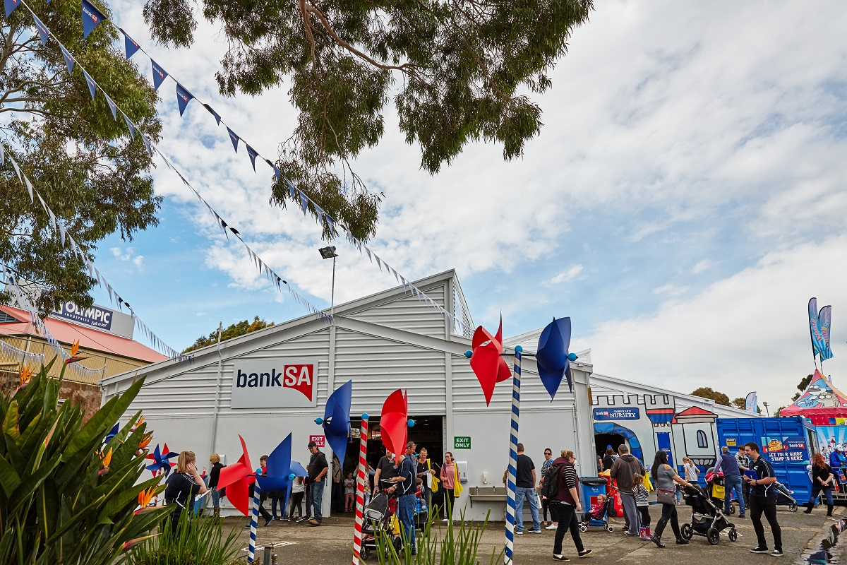 banksa - Royal Adelaide Show