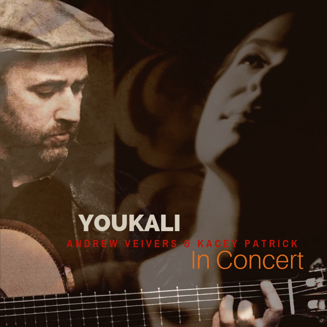 YOUKALI | Andrew Veivers & Kacey Patrick | IN CONCERT - Friday July 19, 2019#liveatdust #jazzatdust #worldatdustLEARN MORE